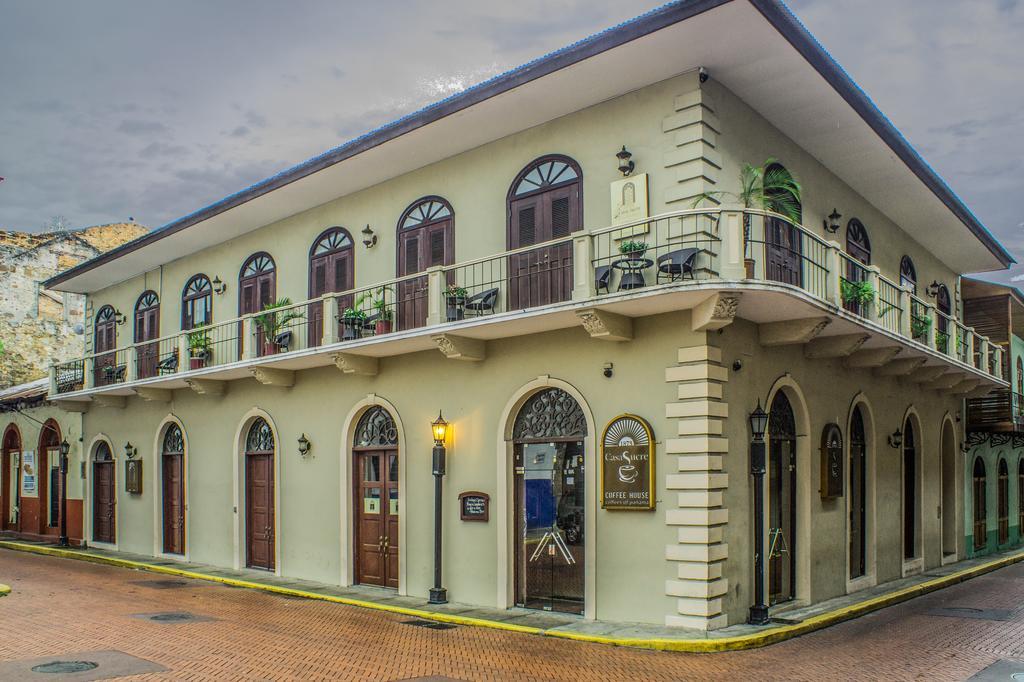 Casa Sucre Boutique Hotel está ubicado en la Calle 8 y Avenida B