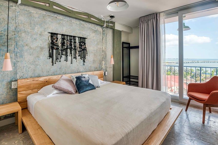 private room in Selina Casco Viejo