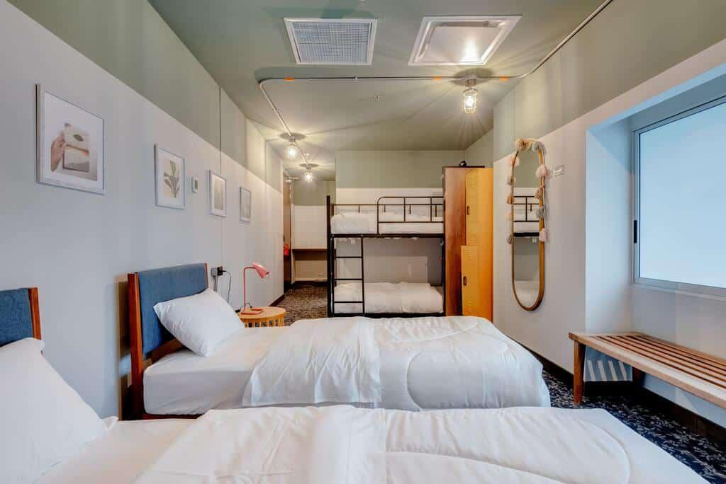 four person room in selina casco viejo