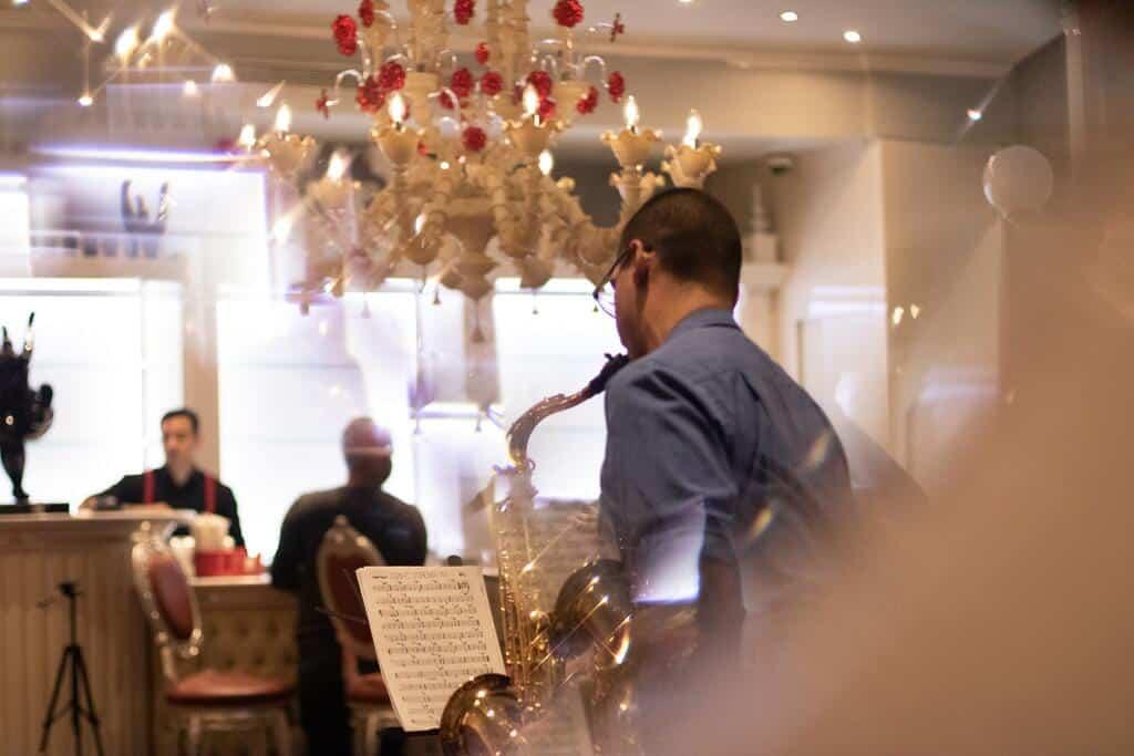 Jazz en Villa Palma Boutique Hotel
