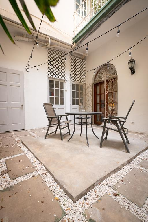 internal courtyard of in Charming Apartment in Casco Viejo