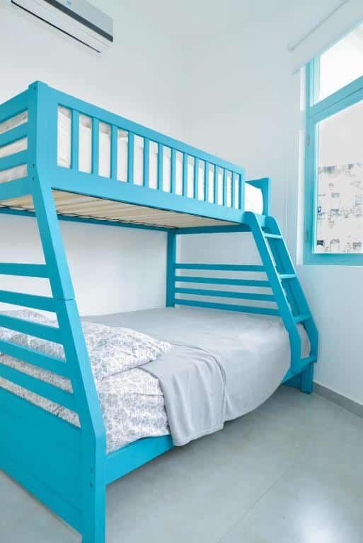 bunk bed of bedroom of apartment2A in Flor de Lirio Casco Viejo