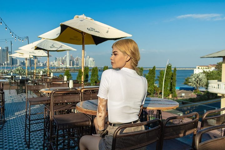 Happy hour at Lazotea Restaurant and Rooftop is done from 5 to 8 p.m.