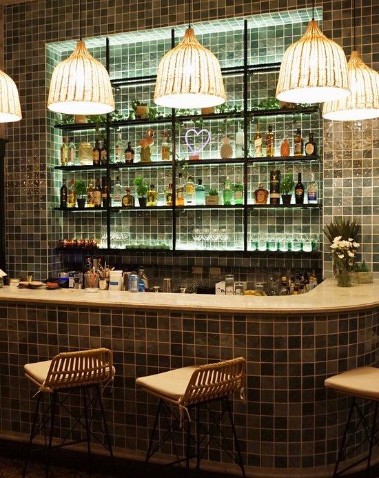 Bar en Hotel Mahalo Casco Viejo Las Clementinas